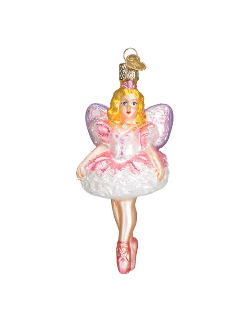 Old World Christmas Sugar Plum Fairy