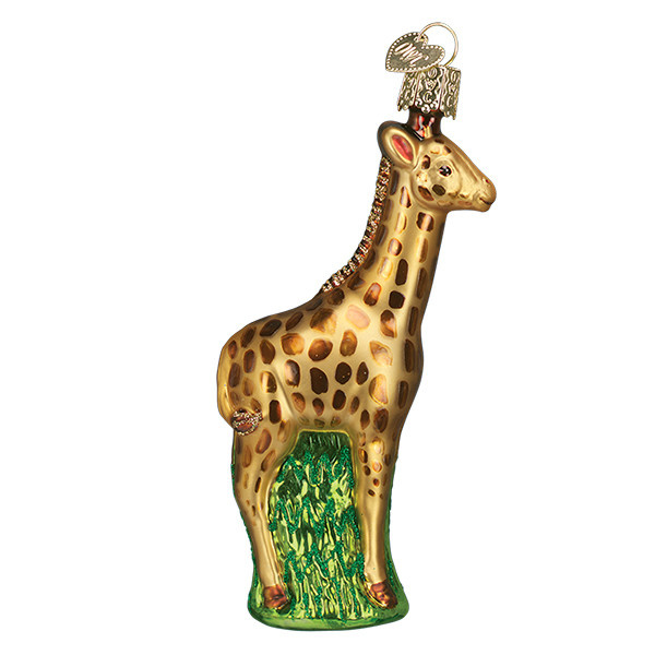 Old World Christmas Baby Giraffe