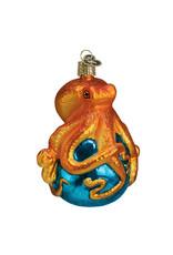 Old World Christmas Octopus