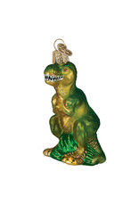 Old World Christmas T-Rex