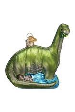 Old World Christmas Brontosaurus