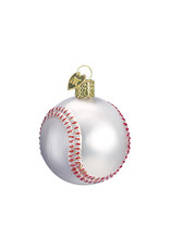 Old World Christmas Baseball