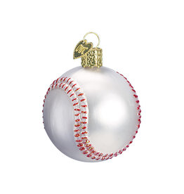 Old World Christmas Baseball