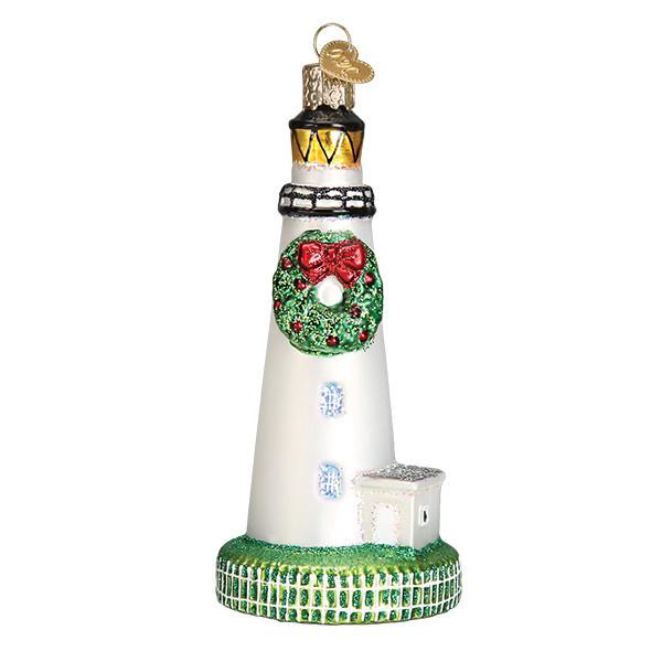 Old World Christmas Ocracoke Lighthouse