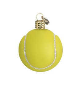 Old World Christmas Tennis Ball