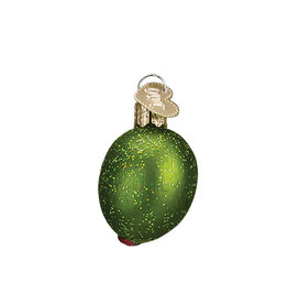 Old World Christmas Stuffed Green Olive