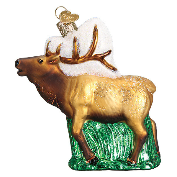 Old World Christmas Elk