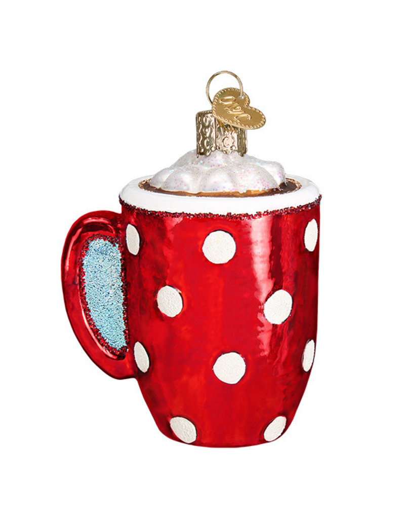 Old World Christmas Hot Cocoa