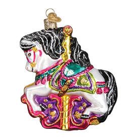 Old World Christmas Carousel Horse