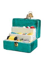Old World Christmas Tackle Box