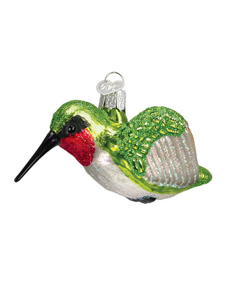 Old World Christmas Hummingbird