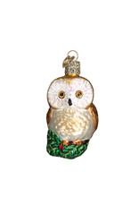 Old World Christmas Christmas Owl