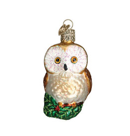 Old World Christmas Christmas Owl