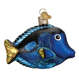 Old World Christmas Pacific Blue Tang
