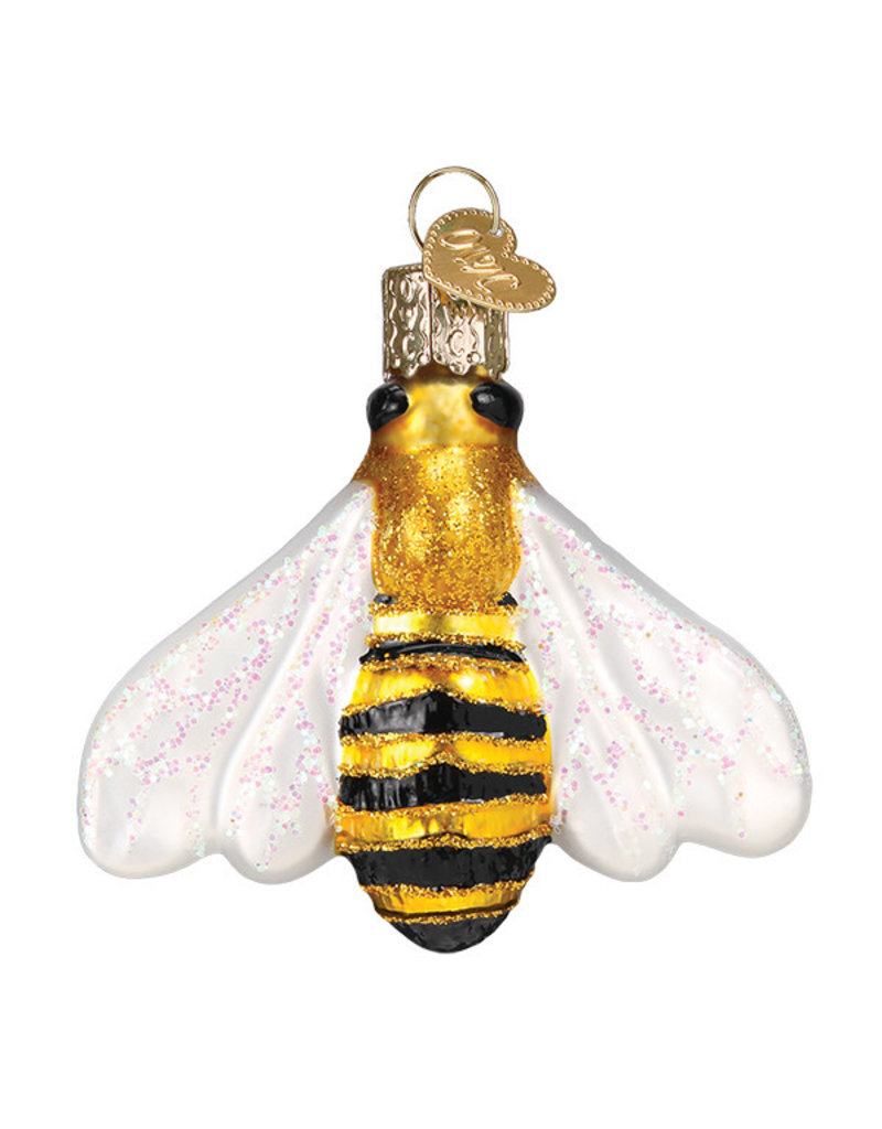 Old World Christmas Honey Bee