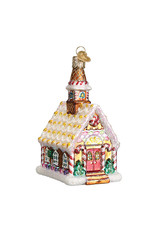 Old World Christmas Gingerbread Church