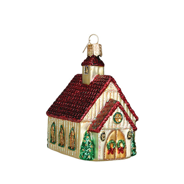 Old World Christmas Christmas Chapel