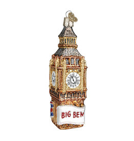 Old World Christmas Big Ben