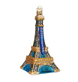 Old World Christmas Eiffel Tower