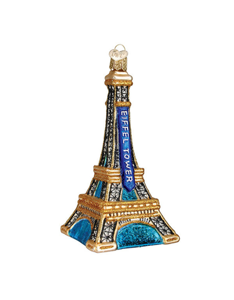Old World Christmas Eiffel Tower