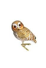 Old World Christmas Pygmy Owl