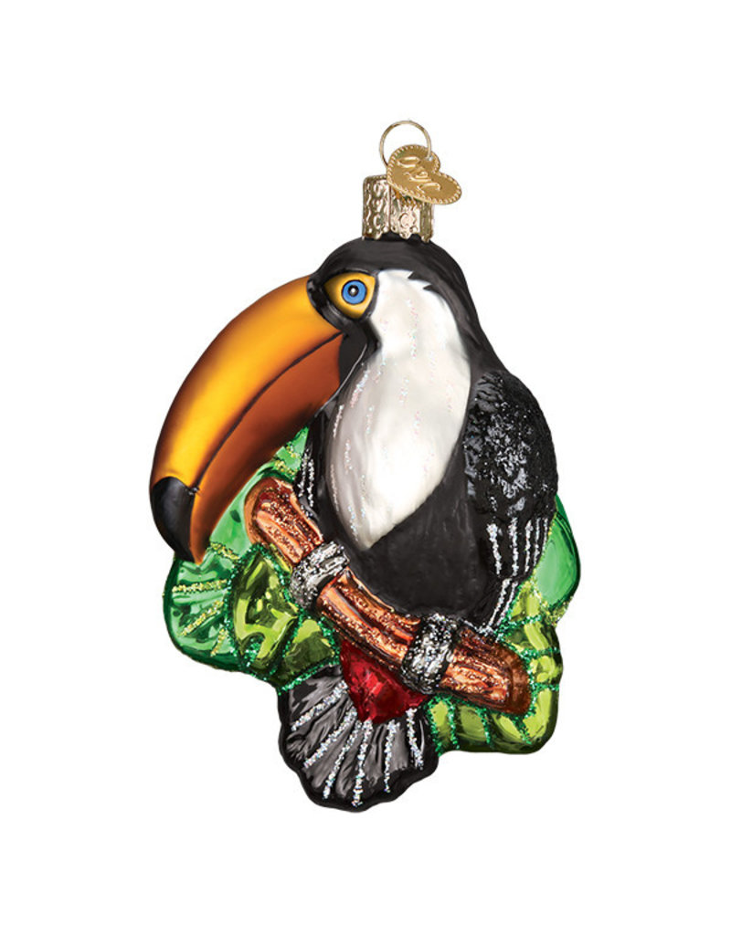 Old World Christmas Toucan