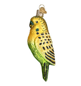 Old World Christmas Miniature Parakeet