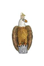 Old World Christmas Bald Eagle