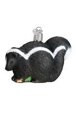 Old World Christmas Skunk