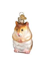 Old Wolrd Christmas Hamster