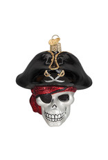 Old World Christmas Jolly Roger