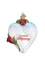 Old World Christmas In Loving Memory