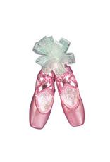 Pair of Ballet Slippers
