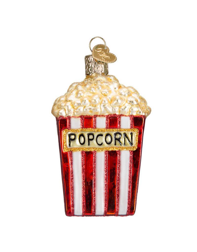 Old World Christmas Popcorn