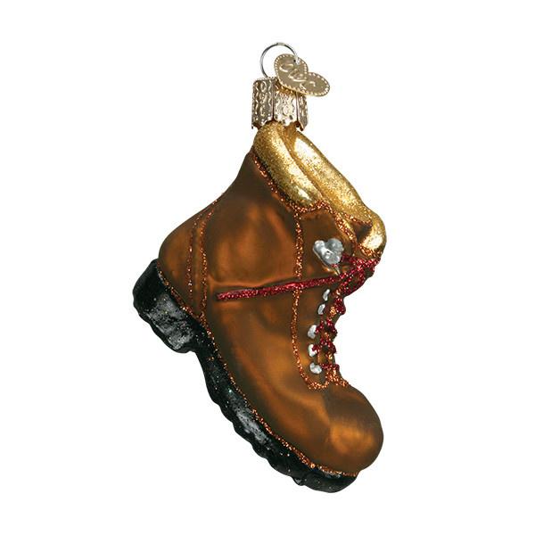 Old World Chritmas Hiking Boot