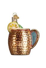Old World Christmas Moscow Mule Mug