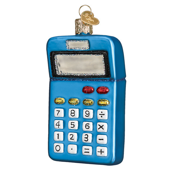 Old World Christmas Calculator