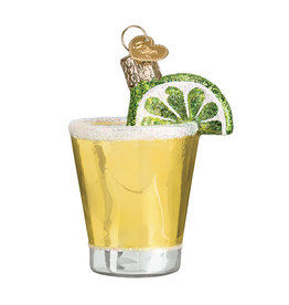 Old World Christmas Tequila Shot