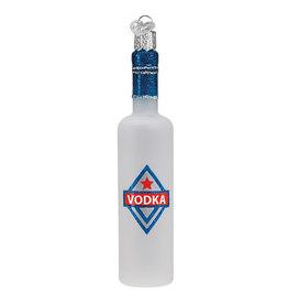 Old World Christmas Vodka Bottle