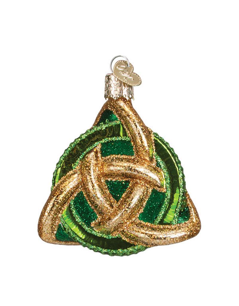 Old World Christmas Trinity Knot