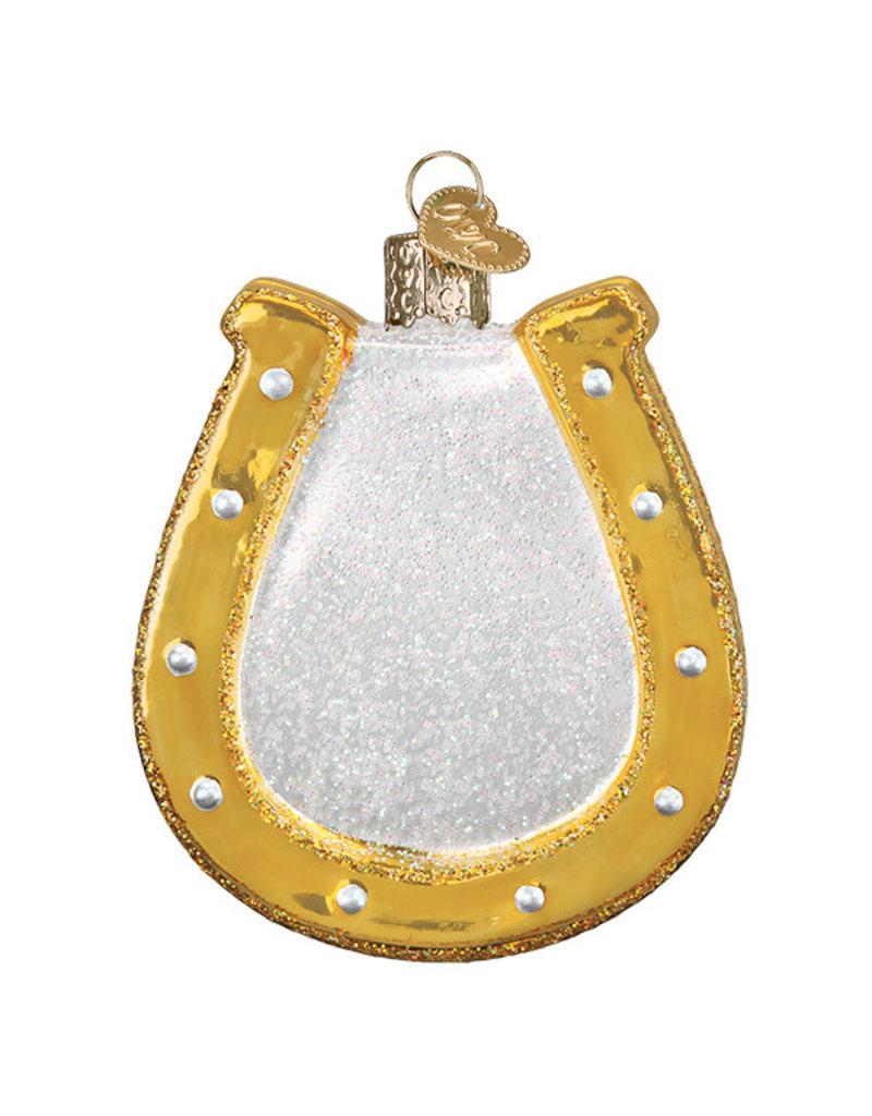Old World Christmas Horseshoe