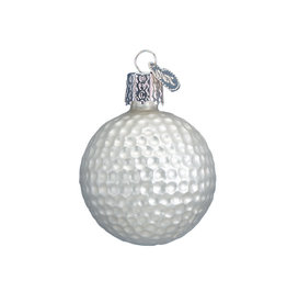 Old World Christmas Golf Ball