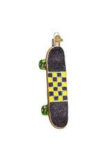 Old World Christmas Skateboard