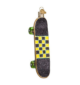 Old World Christmas Skateboard