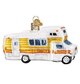 Old World Christmas Classic Motorhome