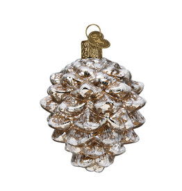 Old World Christmas Vintage Pinecone