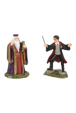 Department 56 Department 56 Harry Potter Village Harry and the Headmaster S2