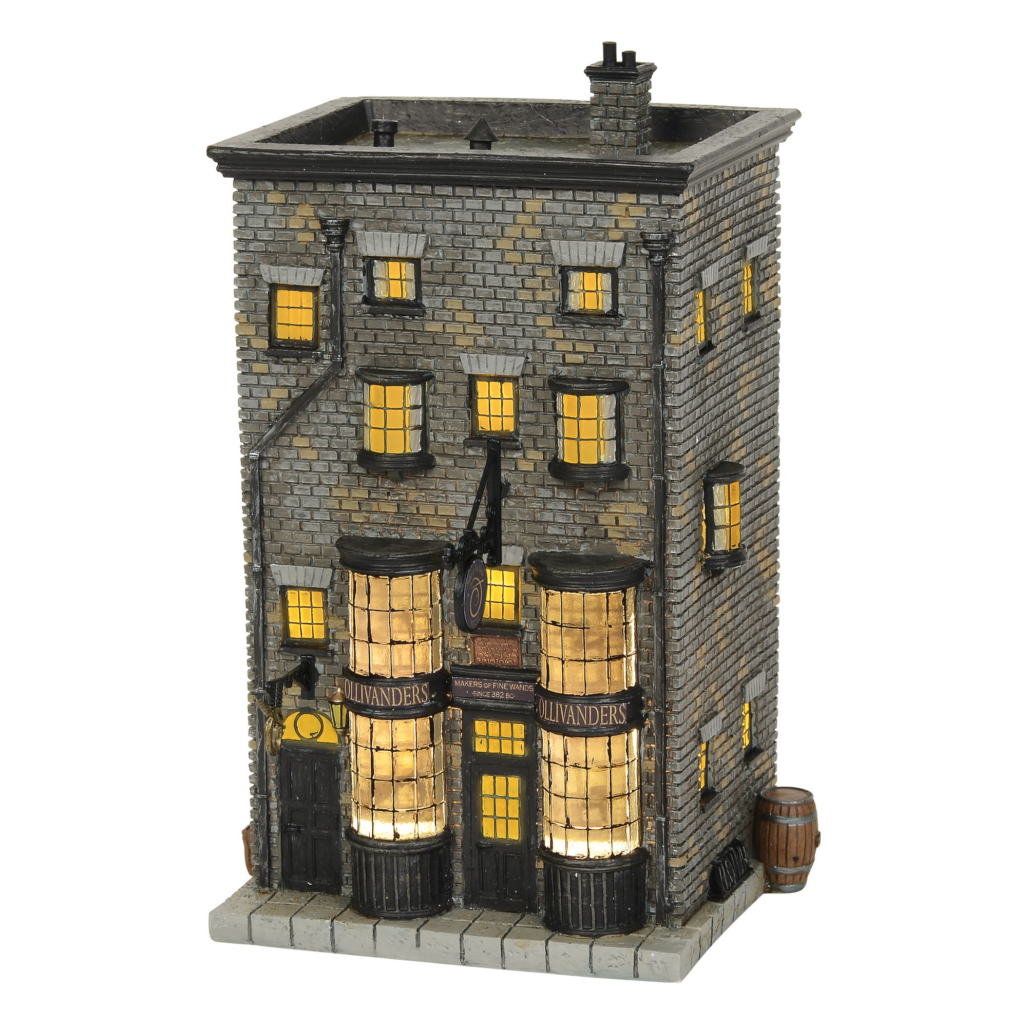 Department 56 Department 56 Harry Potter Village Ollivander's Wand Shop