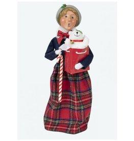 Byers' Choice Carolers Lewis Woman Shopper