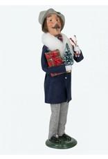 Byers' Choice Carolers Lewis Man Shopper